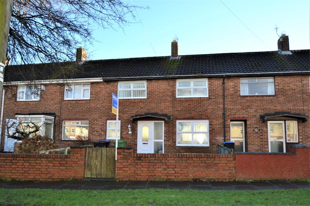 2 Bedrooms Terraced House for sale in Grayson Road, Spennymoor