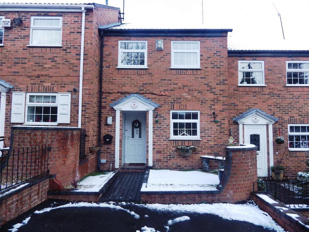 3 Bedrooms Terraced House for sale in Hayseech, Cradley Heath