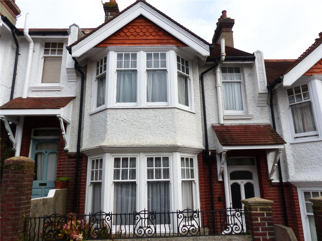 3 Bedrooms Terraced House for sale in St Swithun's Terrace, Lewes, East Sussex, BN7
