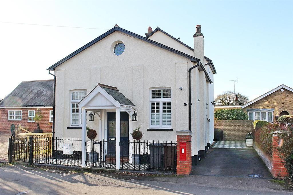 2 Bedrooms Detached House for sale in Sleapshyde, Smallford, St. Albans