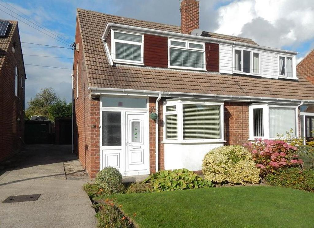 3 Bedrooms Semi Detached House for sale in Ravensbourne Avenue, East Boldon
