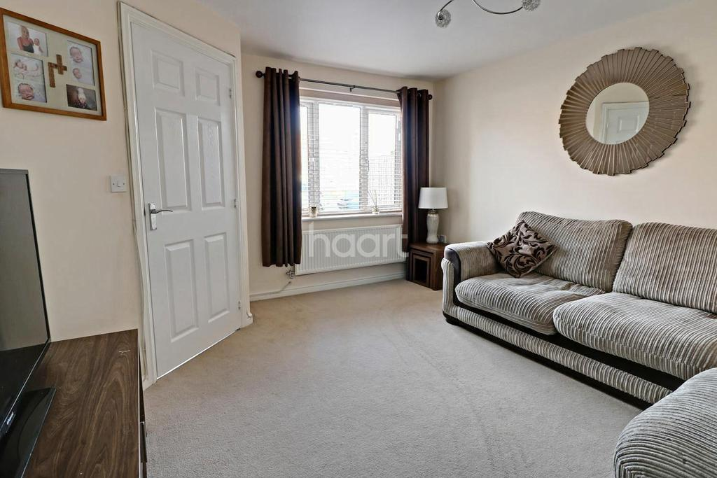 3 Bedrooms End Of Terrace House for sale in Crucible Close, North Hykeham, Lincoln