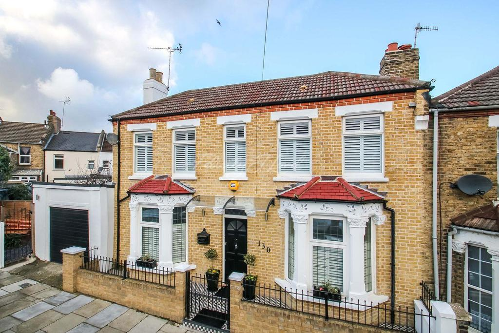 3 Bedrooms Semi Detached House for sale in Parkdale Road, Plumstead, SE18