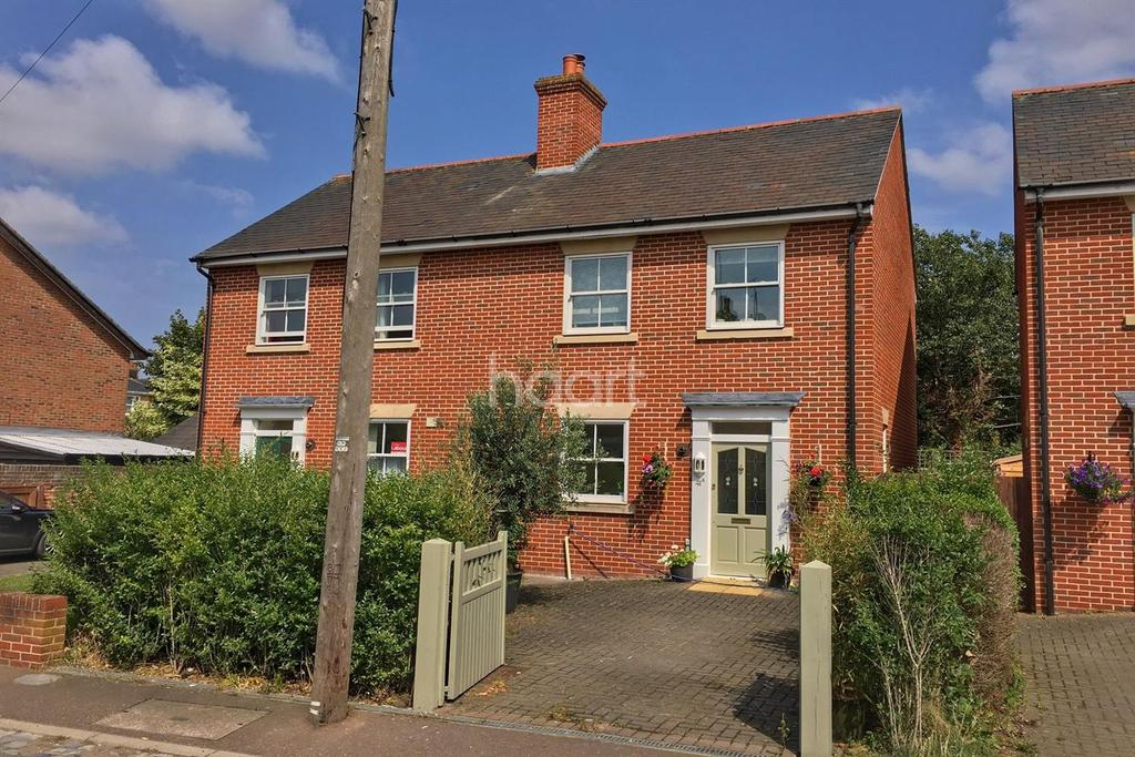 2 Bedrooms Semi Detached House for sale in California Road, Mistley, Manningtree, Essex