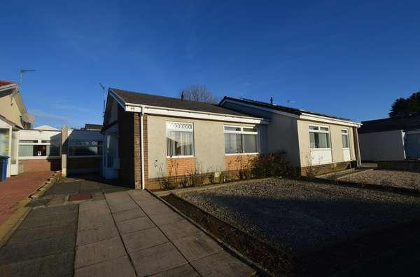 2 Bedrooms Bungalow for sale in 48 Glenbervie Drive, Kilwinning, KA13 6QH