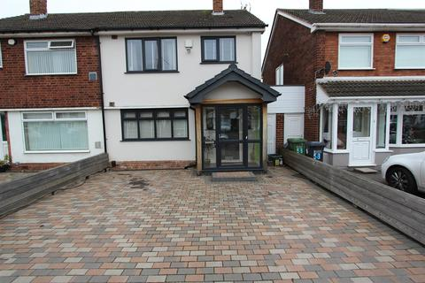 3 bedroom semi-detached house to rent - Digby Drive, Marston Green