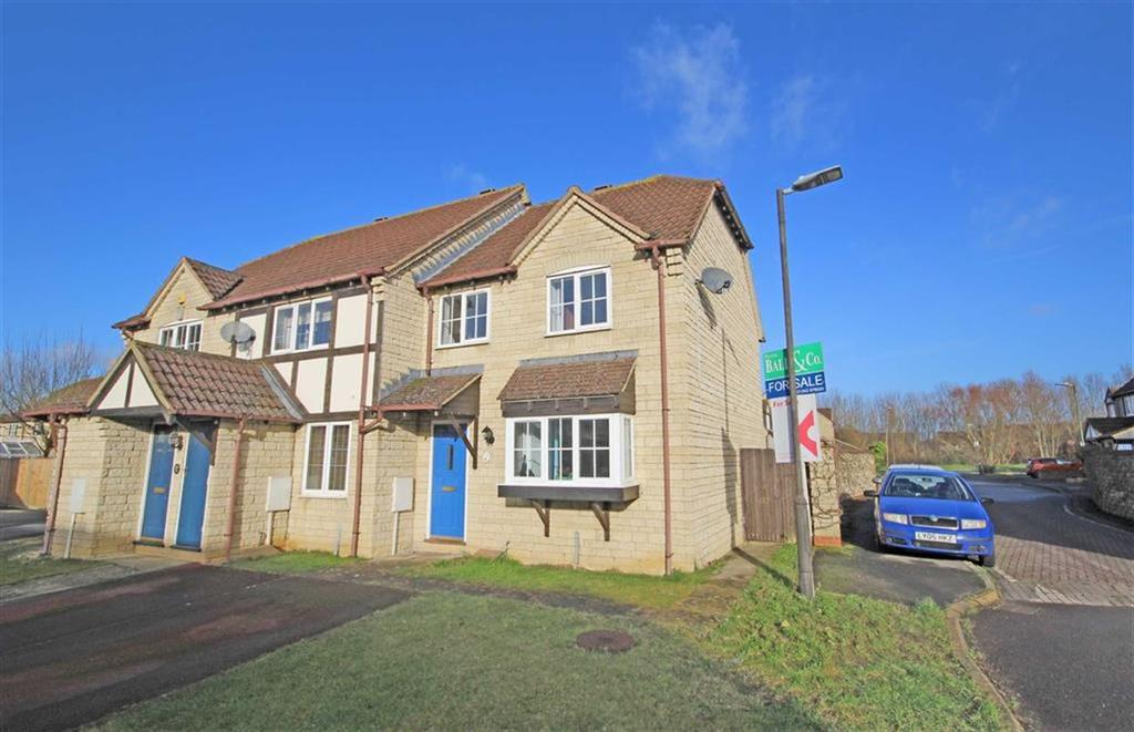3 Bedrooms End Of Terrace House for sale in Harvesters View, Bishops Cleeve, Cheltenham, GL52