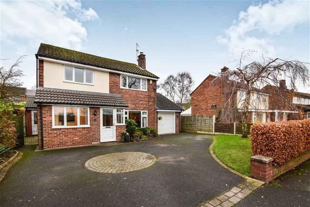 3 Bedrooms Detached House for sale in Ash Lane, Hale, Cheshire, WA15