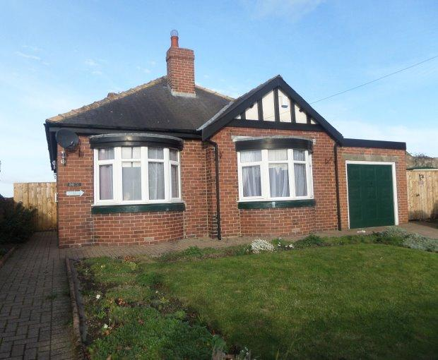 3 Bedrooms Detached Bungalow for sale in FRONT STREET NORTH, TRIMDON VILLAGE, SEDGEFIELD DISTRICT