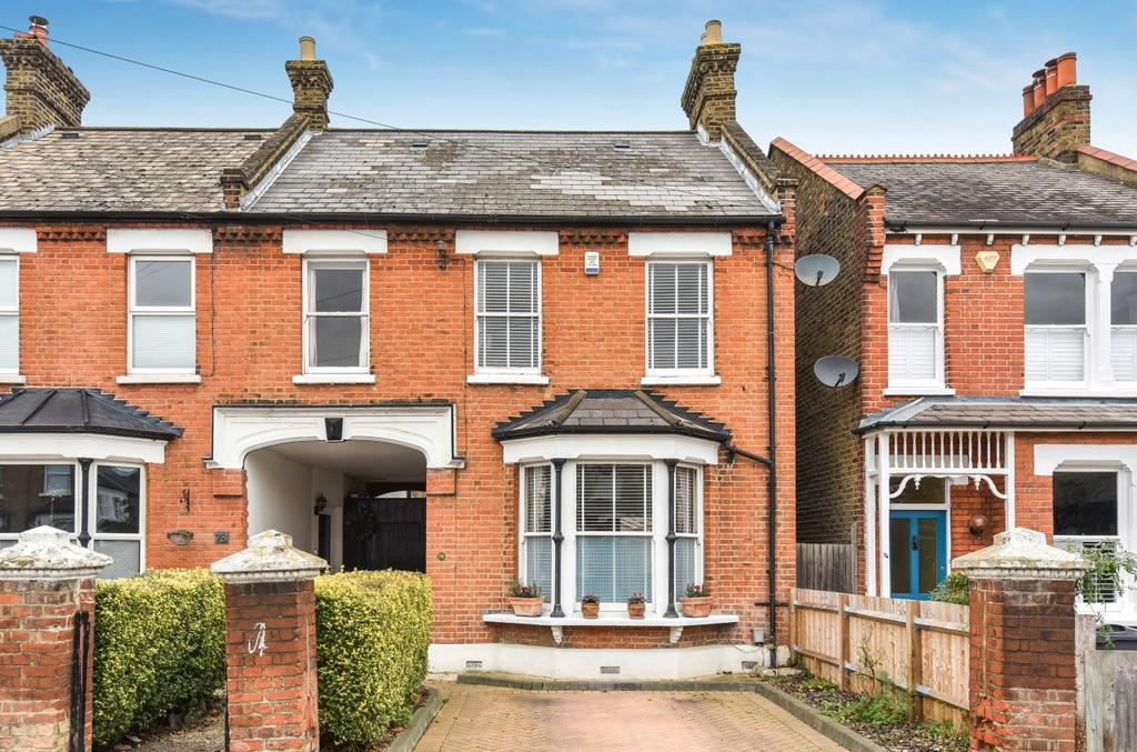 4 Bedrooms Semi Detached House for sale in Ravenscroft Road Beckenham BR3