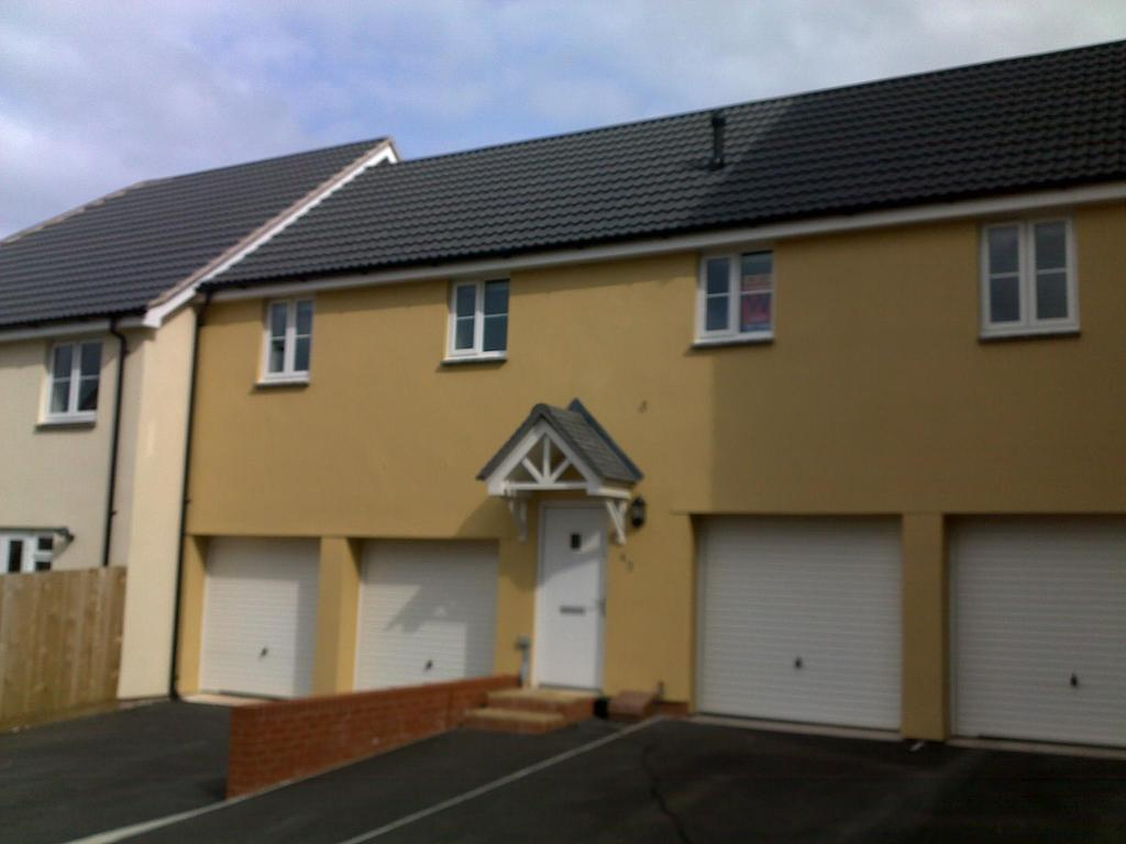 2 Bedrooms Apartment Flat for rent in Donn Gardens, Bideford