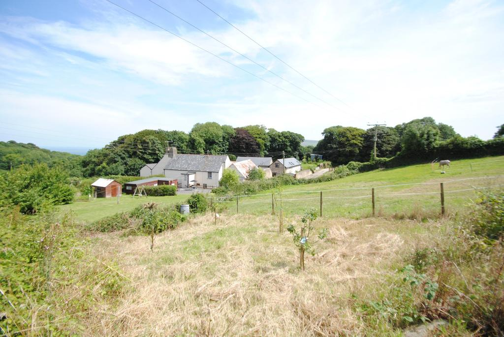 3 Bedrooms Semi Detached House for sale in Hagginton Hill, Berrynarbor