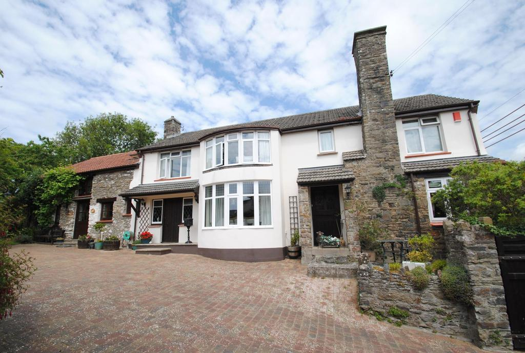 3 Bedrooms Detached House for sale in North Street, Braunton