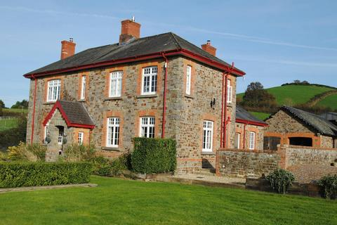 5 bedroom detached house for sale - Umberleigh, Devon