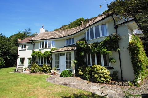 3 bedroom detached house for sale - Longmead, Lynton