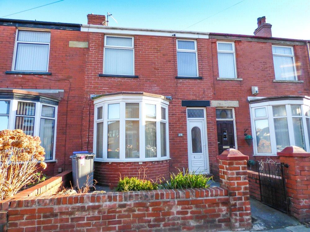 3 Bedrooms Terraced House for sale in Halifax Street, Stanley Park, Blackpool