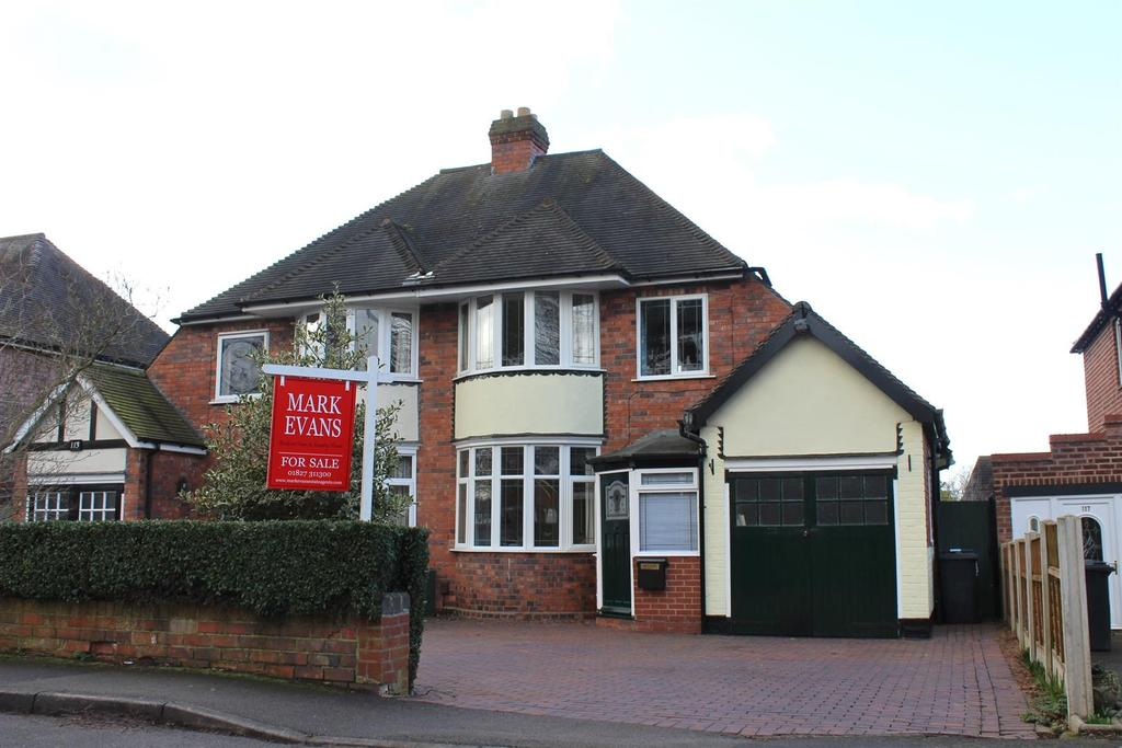 3 Bedrooms Semi Detached House for sale in Comberford Road, Tamworth