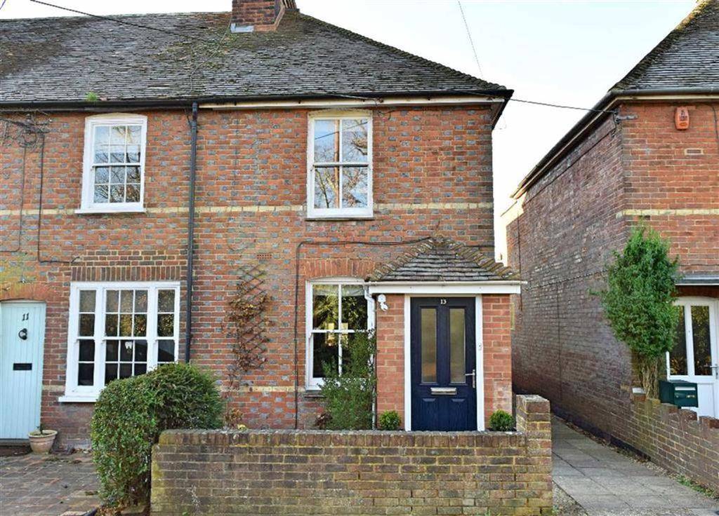 3 Bedrooms End Of Terrace House for sale in Noahs Ark, Kemsing, TN15