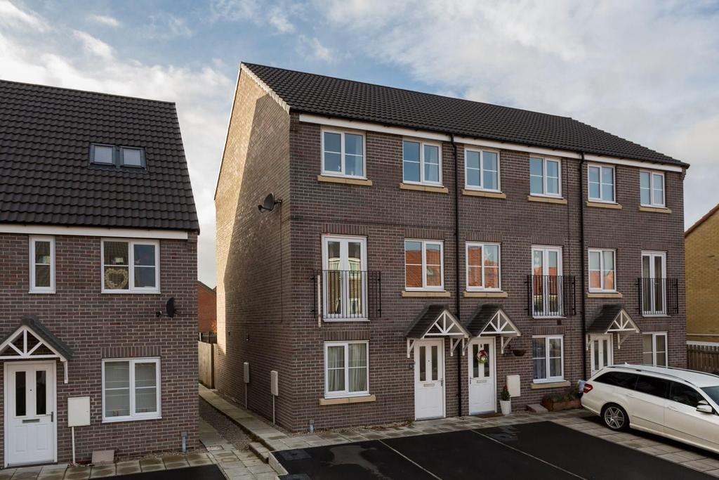 3 Bedrooms House for sale in Hornbeam Close, Selby