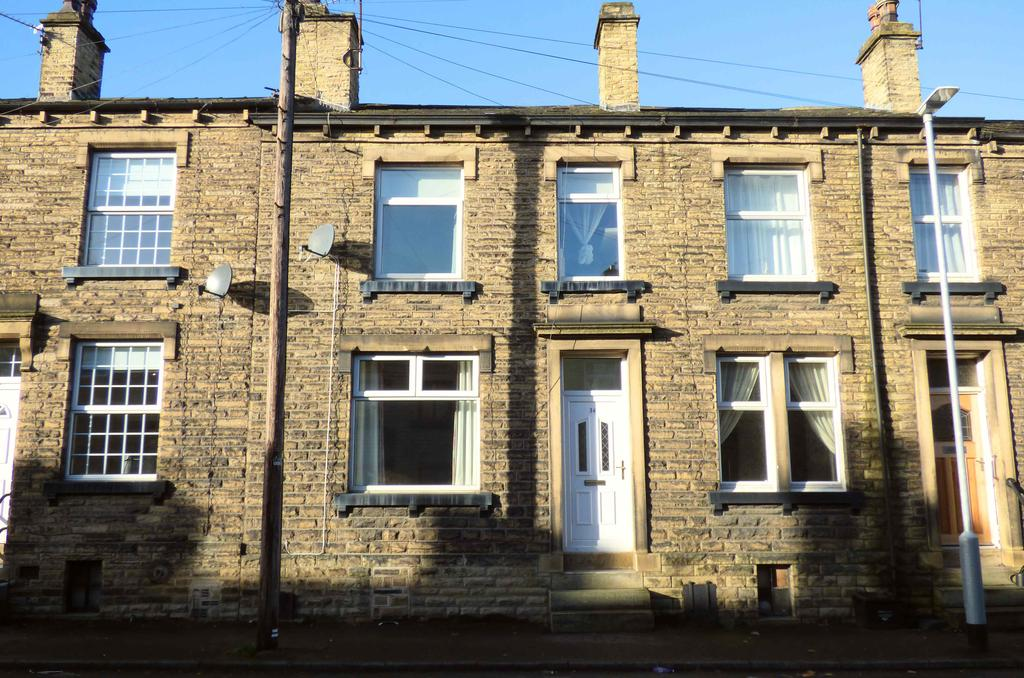 2 Bedrooms Terraced House for sale in 14 Stanley Street, Brighouse HD6 1SX