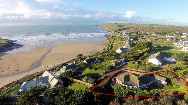 3 Bedrooms House for sale in Dolphins, Cliff Lane, New Polzeath