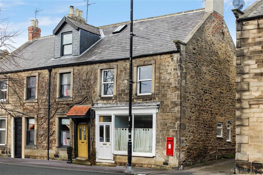 3 Bedrooms End Of Terrace House for sale in Newgate, Barnard Castle, County Durham