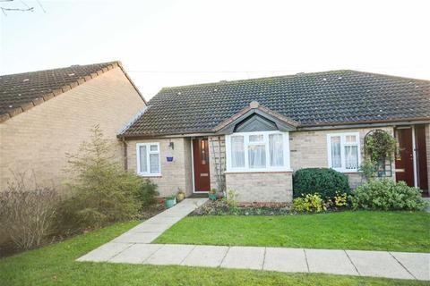 2 bedroom terraced bungalow for sale - Gardens Court, West Bridgford