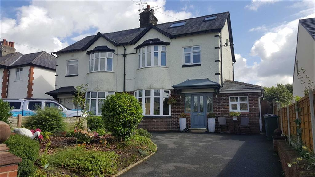 4 Bedrooms Semi Detached House for sale in Mitton Road, Whalley, Lancashire