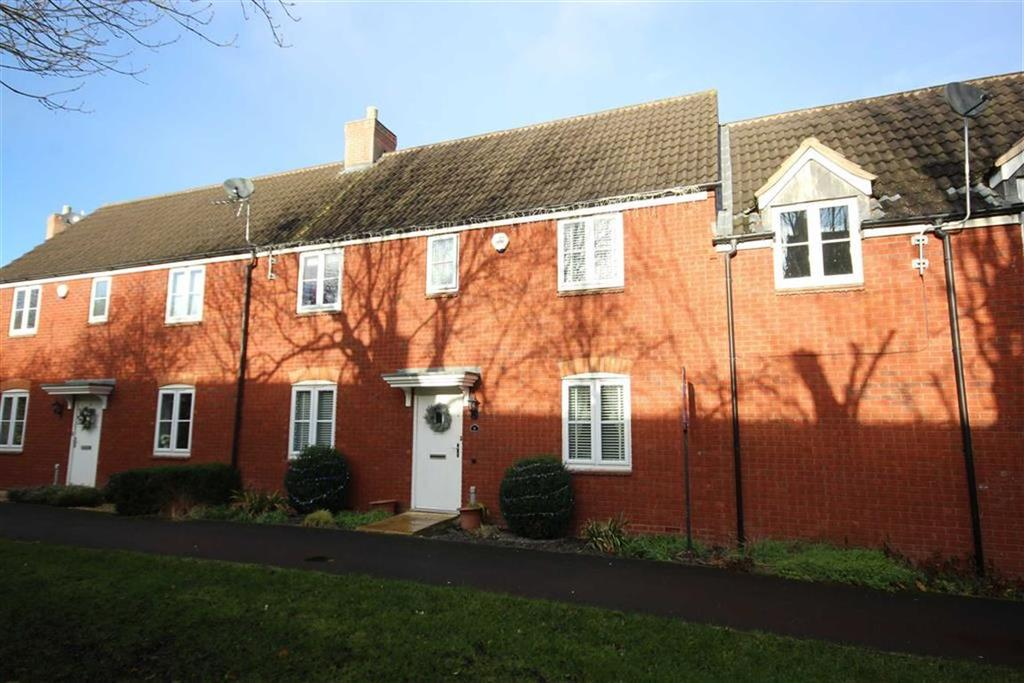 3 Bedrooms Terraced House for sale in Beauchamp Walk, Walton Cardiff, Tewkesbury, Gloucestershire