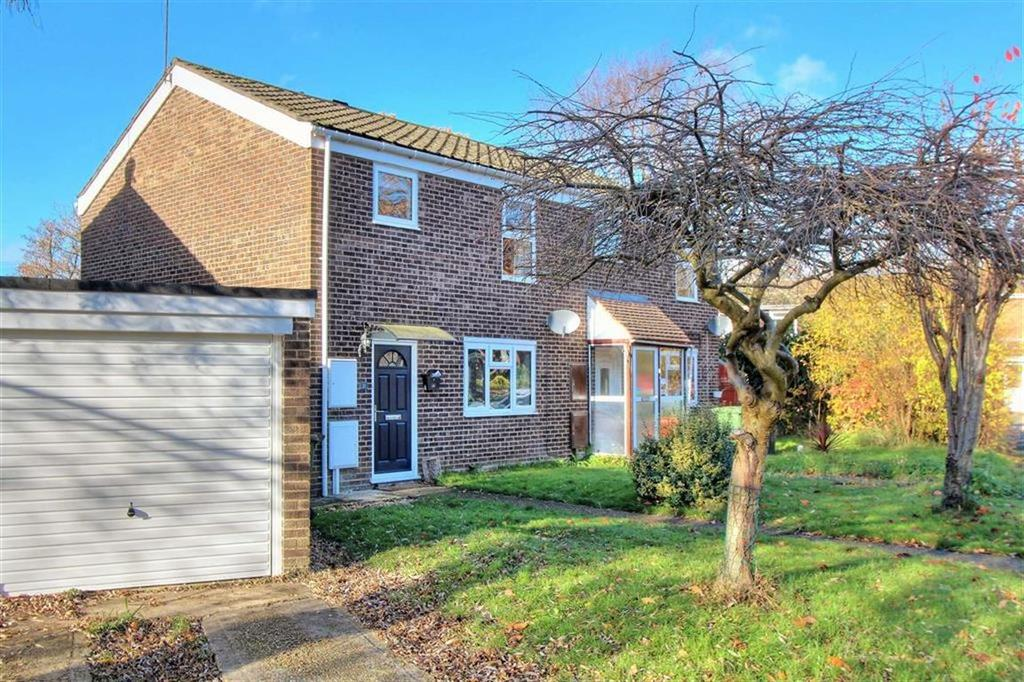 3 Bedrooms Semi Detached House for sale in Penrhyn Close, Boyatt Wood, Eastleigh, Hampshire