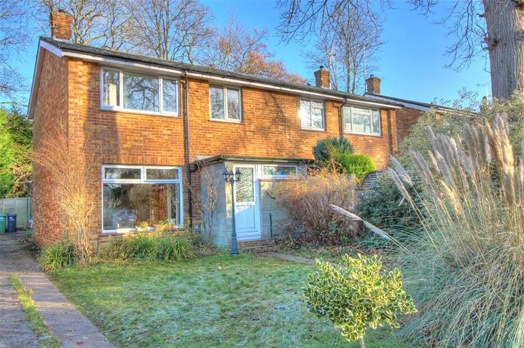3 Bedrooms Semi Detached House for sale in Maytree Road, Hiltingbury, Chandlers Ford, Hampshire