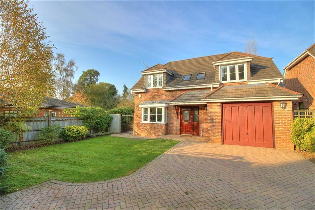 4 Bedrooms Chalet House for sale in Cypress Grove, Chandlers Ford, Hampshire