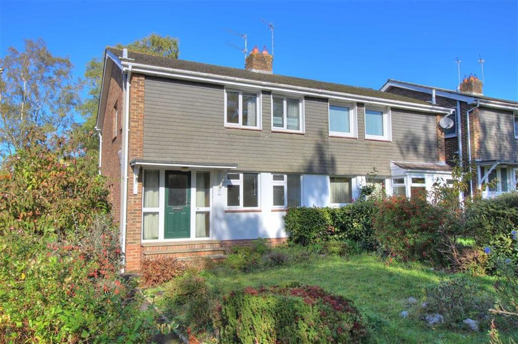 3 Bedrooms Semi Detached House for sale in Hazel Close, Hiltingbury, Chandlers Ford, Hampshire