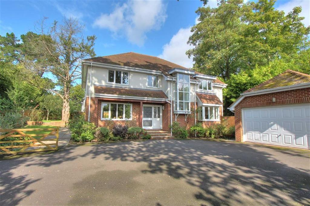 5 Bedrooms Detached House for sale in Winchester Road, Hiltingbury, Chandlers Ford, Hampshire