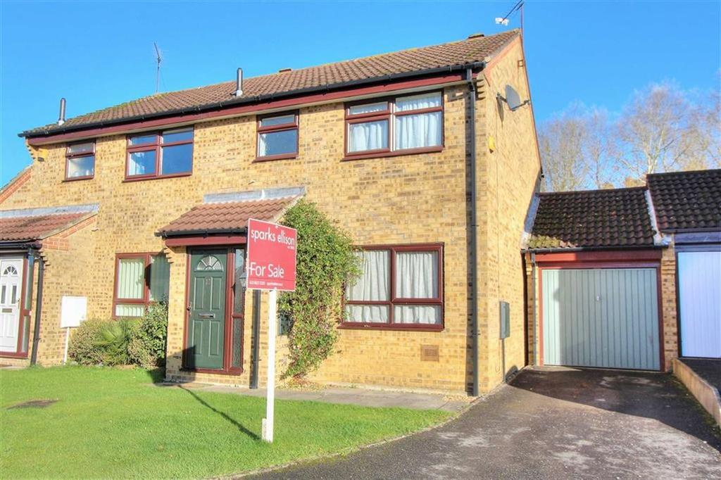 3 Bedrooms Semi Detached House for sale in Thirlstane Firs, Valley Park, Chandlers Ford, Hampshire