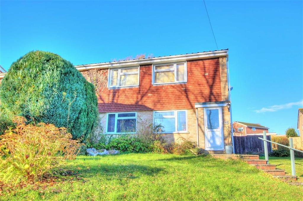 2 Bedrooms Maisonette Flat for sale in Porteous Crescent, Peverells Wood, Chandlers Ford, Hampshire