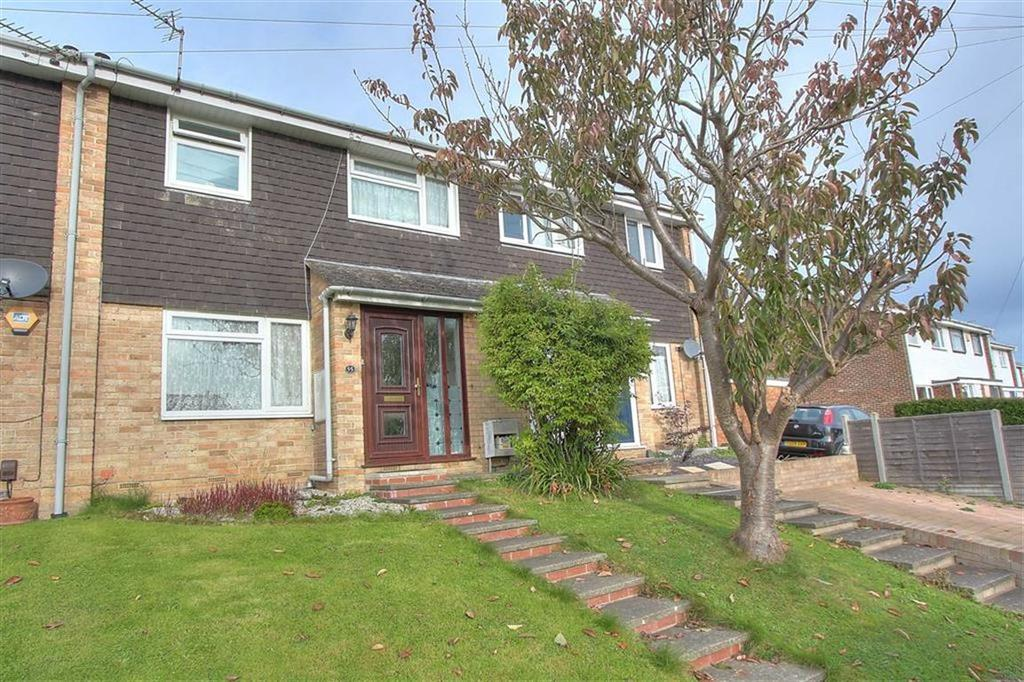 3 Bedrooms Terraced House for sale in Porteous Crescent, Peverells Wood, Chandlers Ford, Hampshire