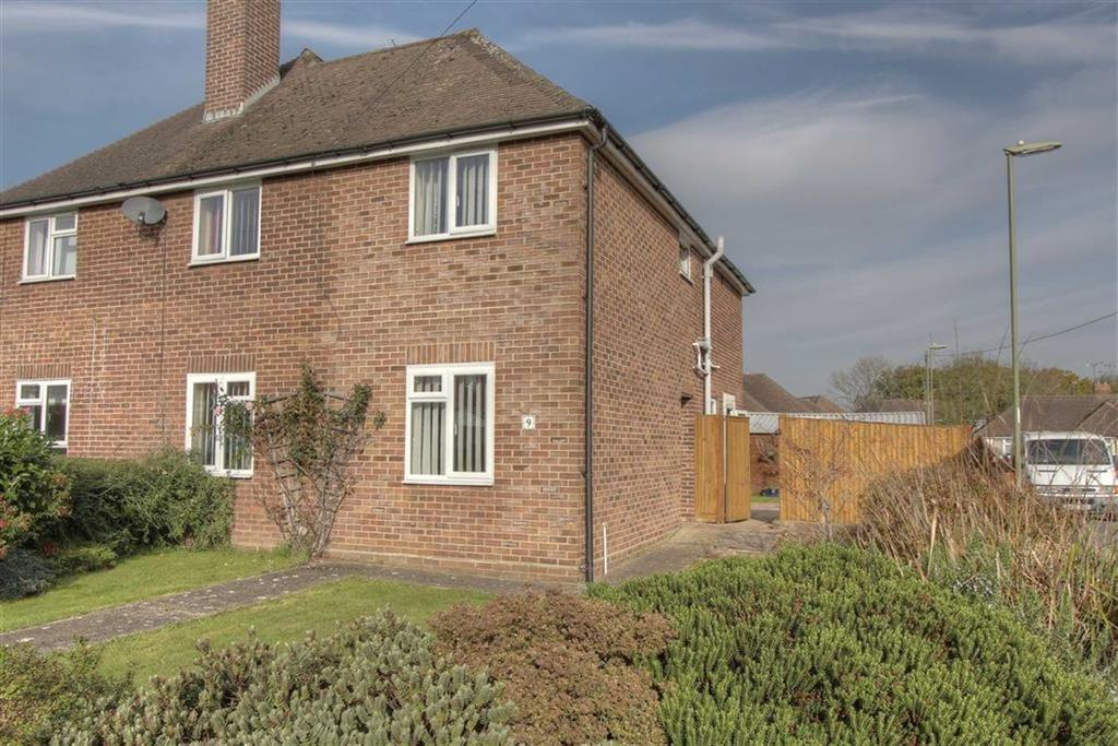 4 Bedrooms Semi Detached House for sale in Kestrel Road, Eastleigh, Hampshire