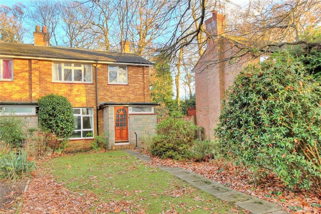 3 Bedrooms End Of Terrace House for sale in Maytree Road, Hiltingbury, Chandlers Ford, Hampshire