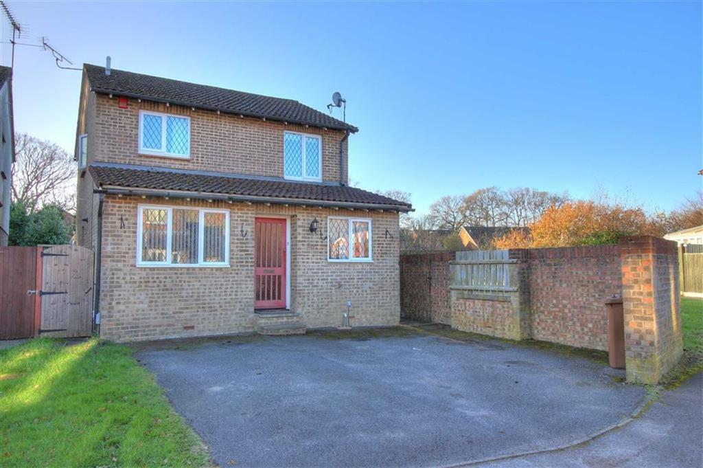 4 Bedrooms Detached House for sale in Salcombe Close, Valley Park, Chandlers Ford, Hampshire