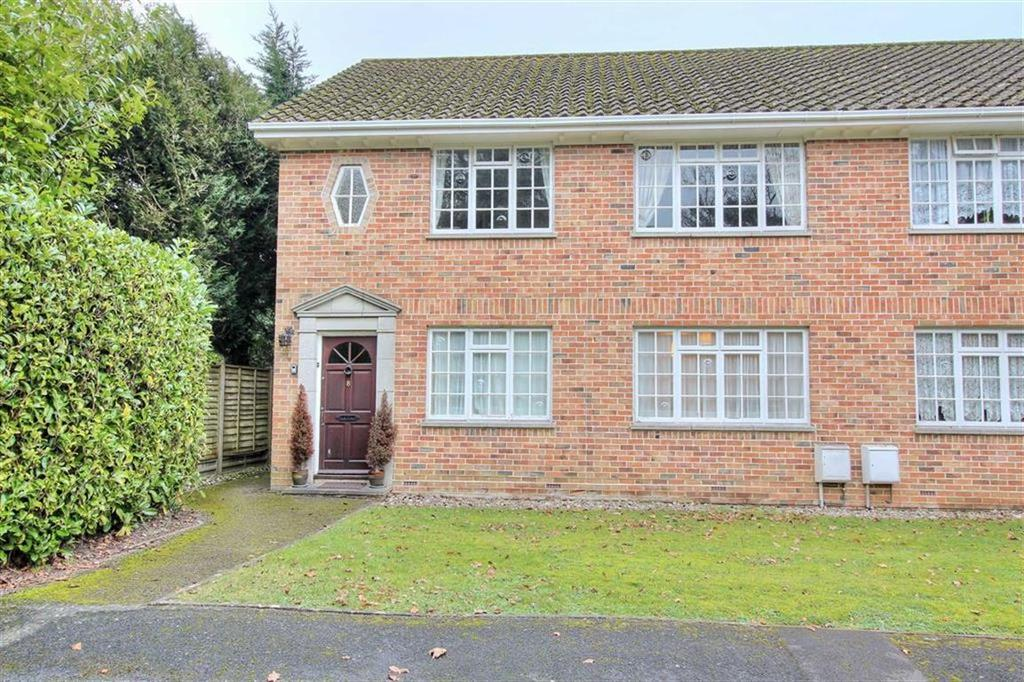 2 Bedrooms Maisonette Flat for sale in Tithewood Close, Hiltingbury, Chandlers Ford, Hampshire