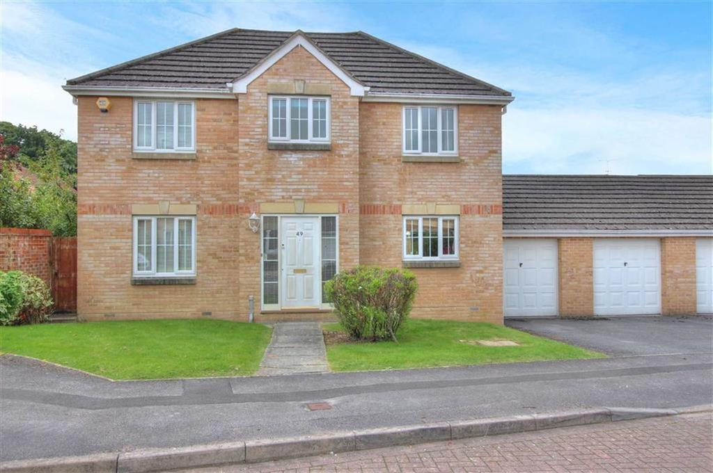 4 Bedrooms Detached House for sale in Catmint Close, Knightwood Park, Chandlers Ford, Hampshire