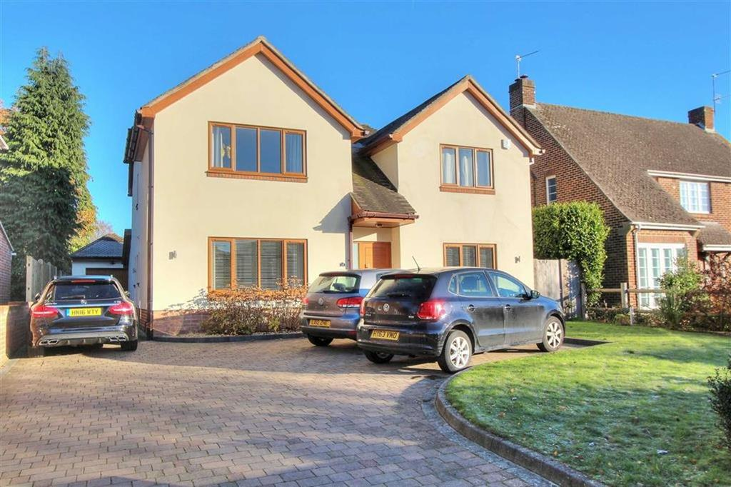 4 Bedrooms Detached House for sale in Grosvenor Road, Hiltingbury, Chandlers Ford, Hampshire