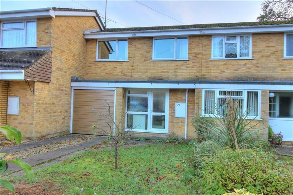 3 Bedrooms Terraced House for sale in Flexford Close, Parish Of Ampfield, Chandlers Ford, Hampshire