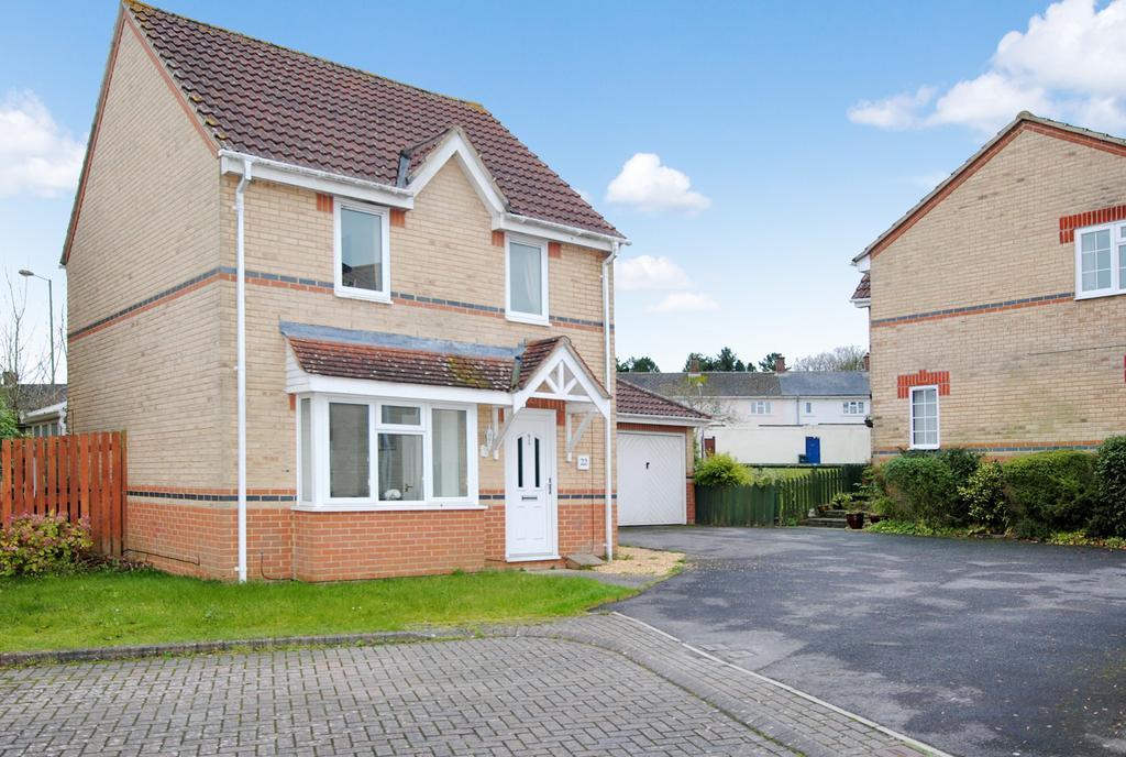 3 Bedrooms Detached House for sale in Beamont Way, Amesbury, Salisbury
