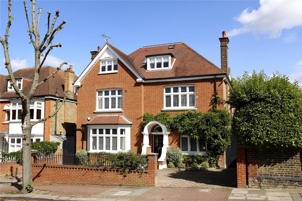 5 Bedrooms Detached House for rent in St. Simon's Avenue, London, SW15