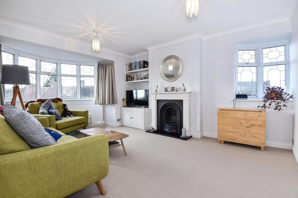 2 Bedrooms Flat for sale in Springfield Avenue, Wimbledon