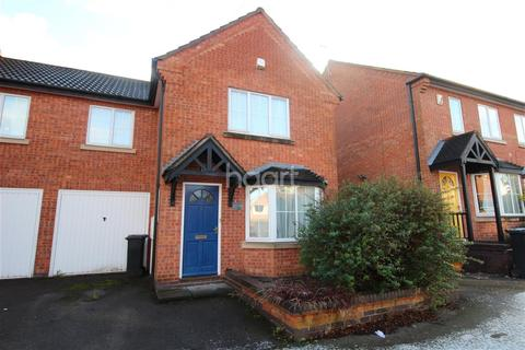 3 bedroom semi-detached house to rent - Paget Street off Wigston Lane