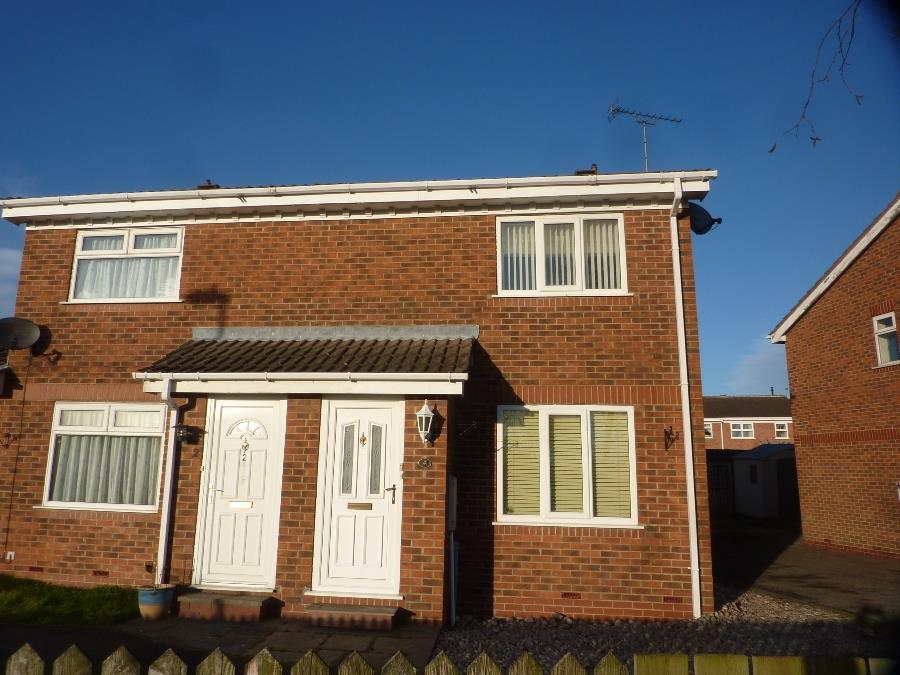 3 Bedrooms Semi Detached House for sale in Hailstone Drive, Northallerton
