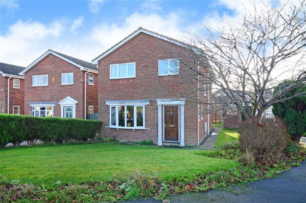 4 Bedrooms Detached House for sale in 1, Fern Close, Eckington, Sheffield, S21